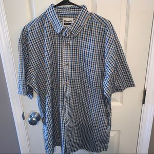 Wrangler Riata western wear men's shirt XL
